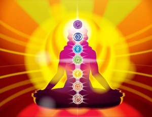 Massage ayurvédique, chakras